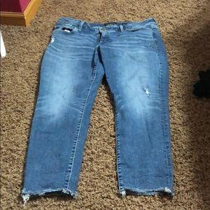 Lolita skinny lucky jeans